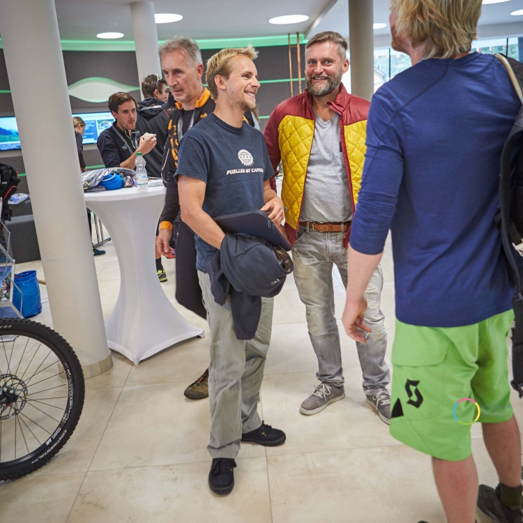 Mountainbike-Kongress