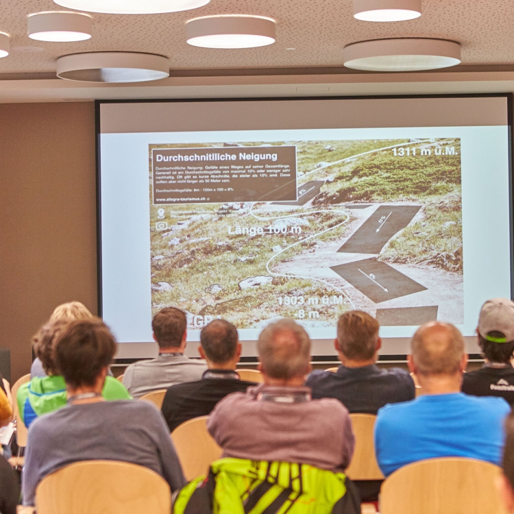 Mountainbike Kongress - Trailbau - 2720