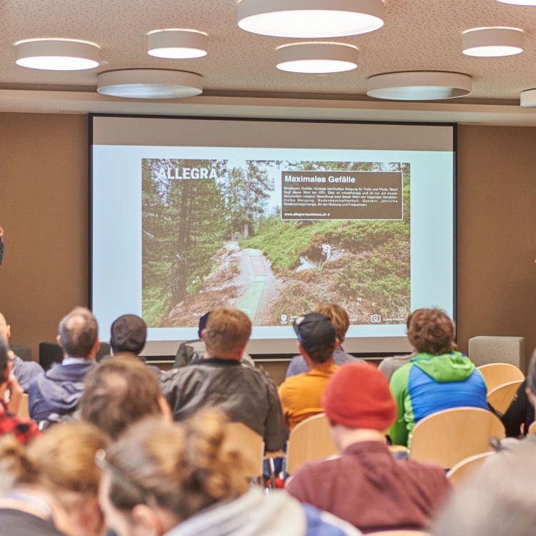 Mountainbike Kongress - Trailbau - 2722