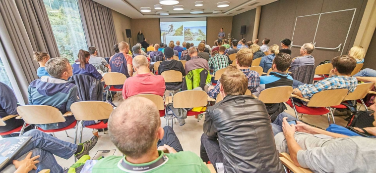 Zweiter Mountainbike Kongress in Saalbach