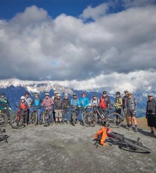 Ergebnis Besucherbefragung des fünften Mountainbike Kongresses